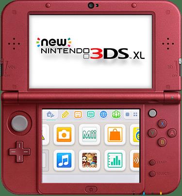 Nintendo-3DS XL