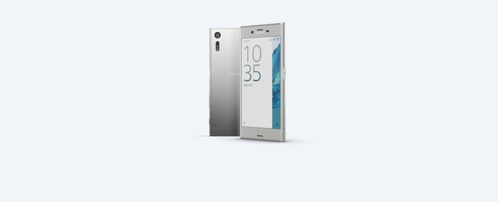 Xperia XZ Line Up Is Getting Nougat Update