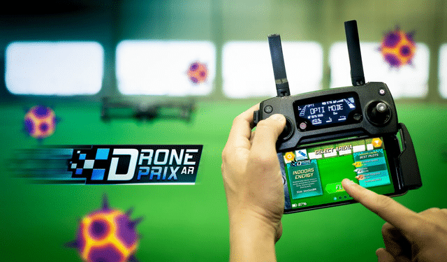 DJI Drone Owners Can Now Enjoy AR Gaming