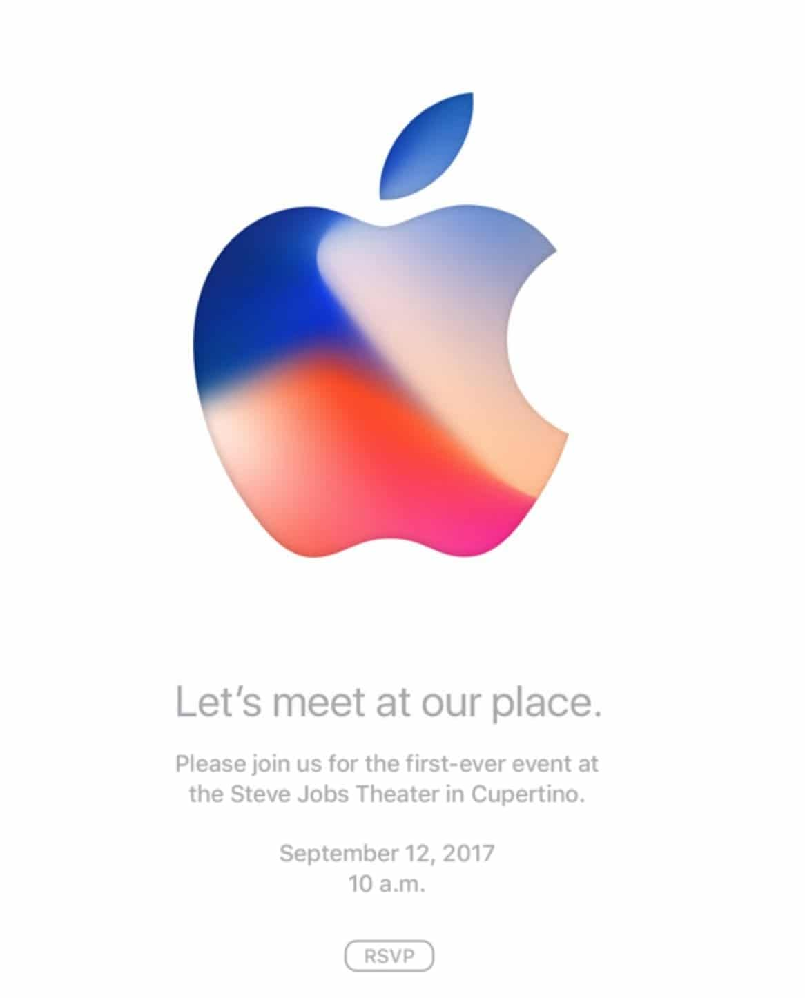 Apple Invites