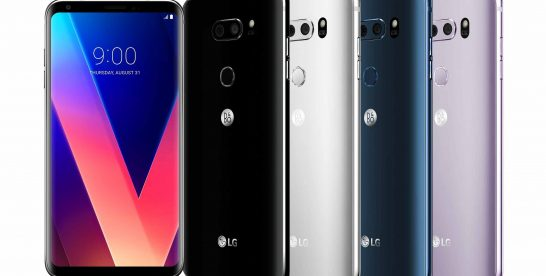 LG Starts Rolling Stable Oreo Update For The LG V30 !