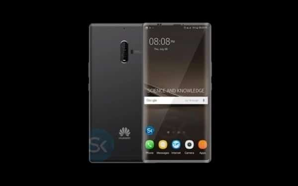 Huawei Will Also Launch A Mate 10 Pro Alongside The Mate 10 On 16th October