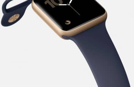 Apple Develops Micro LED Display Panel For Apple Watches
