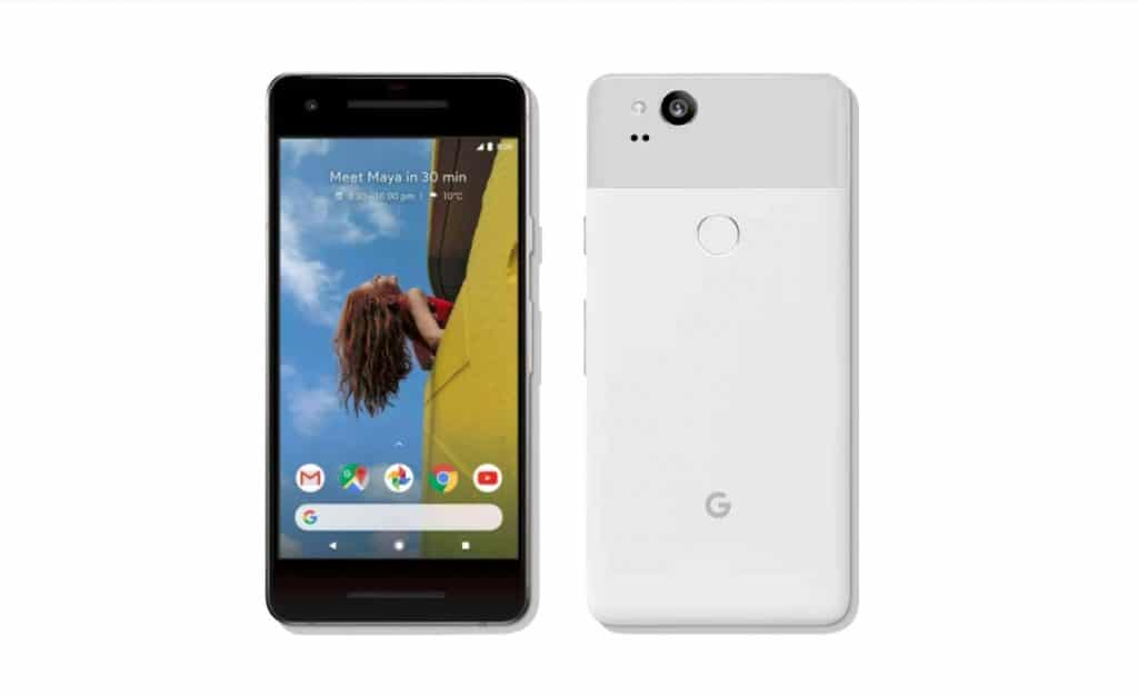 Google Just Launched The Pixel 2 And Pixel 2 XL