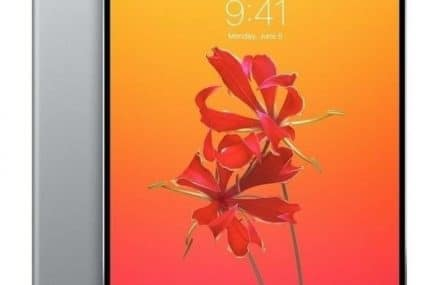 iPad X May Be The First Full Screen Tablet – Designed Similar To The iPhone X