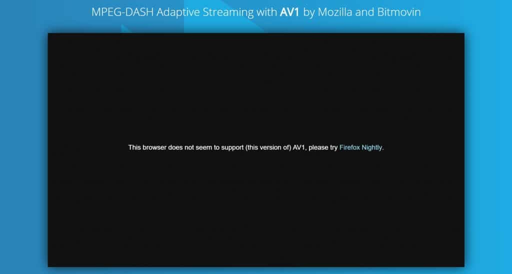 Mozilla's AV1 Video Compression Is Claimed To Be Upto 35% Efficient Compared To Apple's HEVC