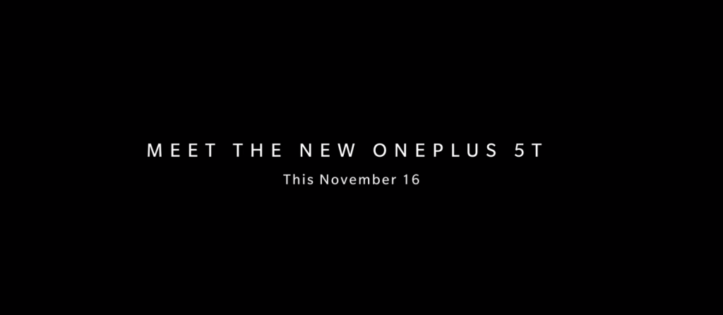 OnePLus 5T Launch in New York