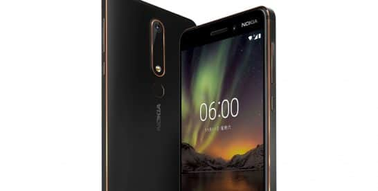 Nokia 6 2018 (Nokia 6 2nd Gen) Launched – Goes Upto 1699 Yuan (Around $262)
