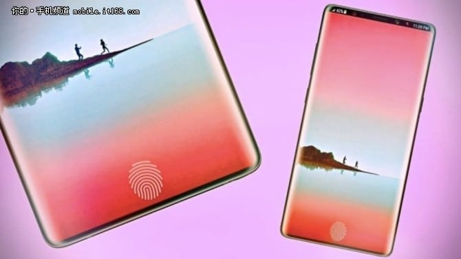 Samsung Galaxy Note 9 May Have An In-display Fingerprint Scanner