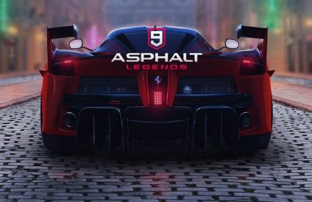 Asphalt 9 Is Launching Today (26th February)