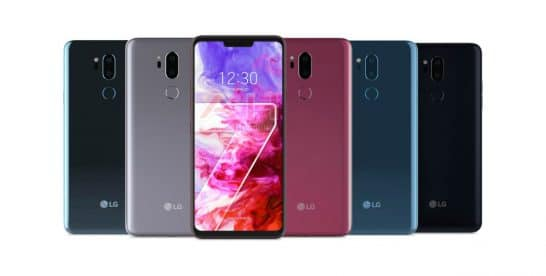 The LG G7 ThinQ Is Launching On May 2nd In New York