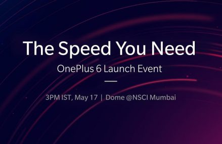 It's Official: OnePlus 6 Is Launching In India On 17th May