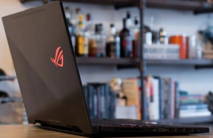 ASUS Announced Updated Gaming Laptops With Intel's 8th Gen H-series Laptop CPUs