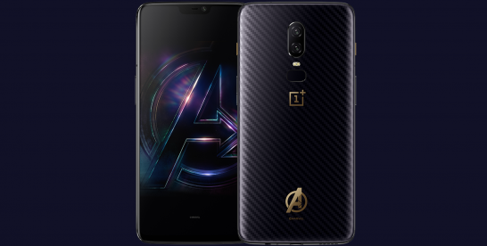 OnePlus 6 Marvel Avengers Limited Edition Launched In India For 44999