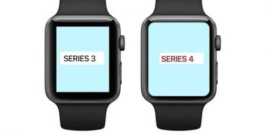 Apple Watch Series 4 Exposed With Bezel less Display