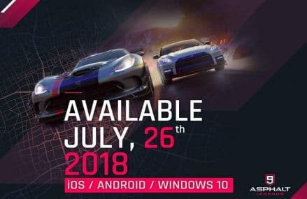Asphalt 9 Will Be Available From Tomorrow 26th July