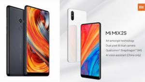 Xiaomi Mi Mix2S Green Color
