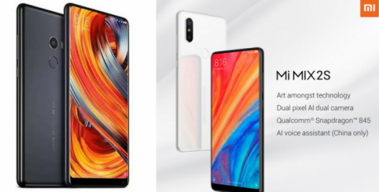 Xiaomi to launch new green color variant Xiaomi MIX 2S – Lined for 14 August