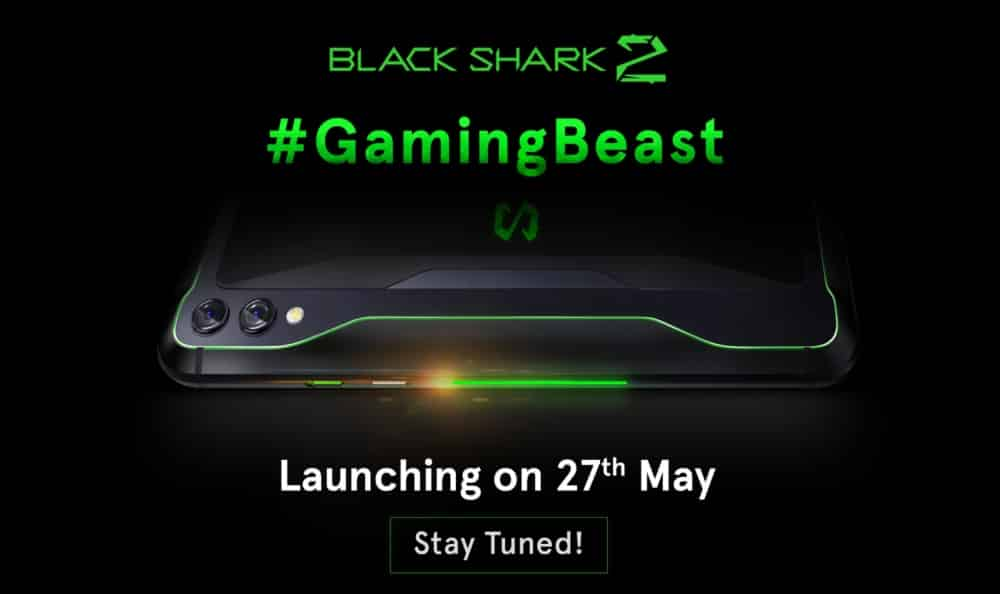 Black Shark 2 India Launch