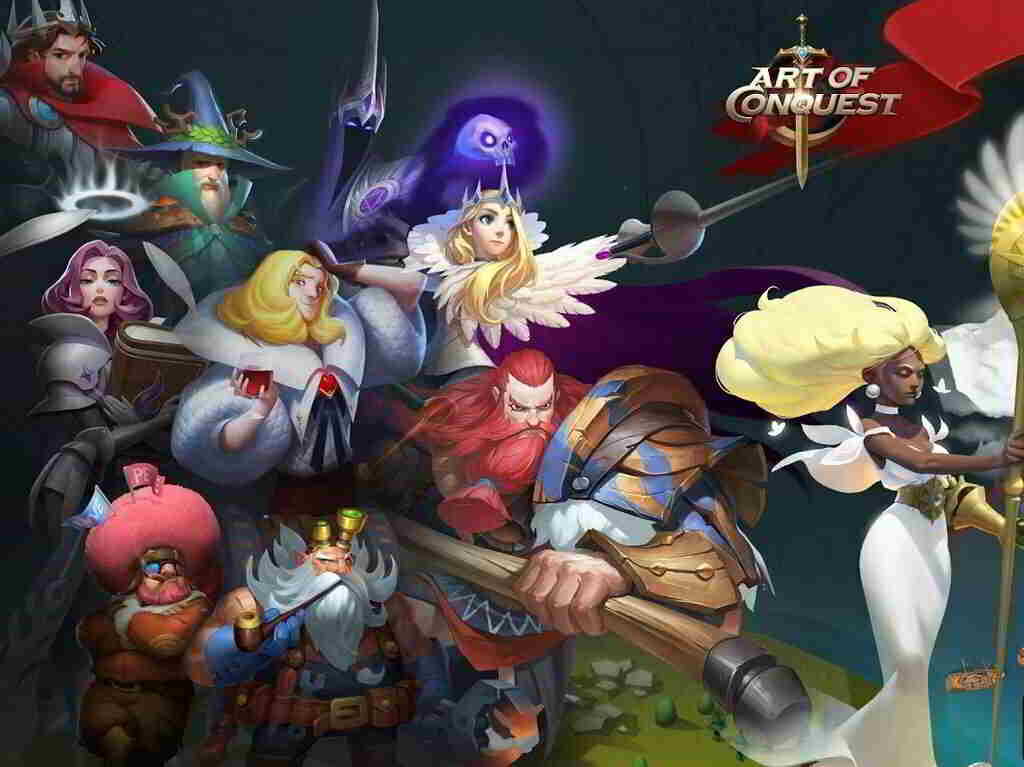 Art of Conquest Games On PC – Compatible For Windows 7, 8, 10 and Mac OS