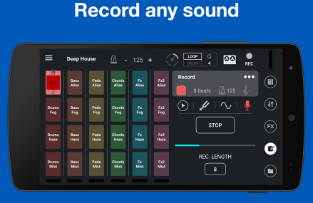 Top 5 Music recording apps on Android Play Store – Music Production Apps