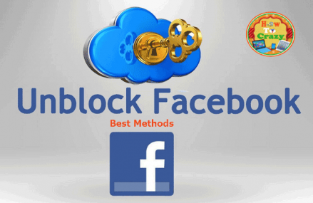 Best Methods To Unblock Facebook Instagram Restriction at School or Office