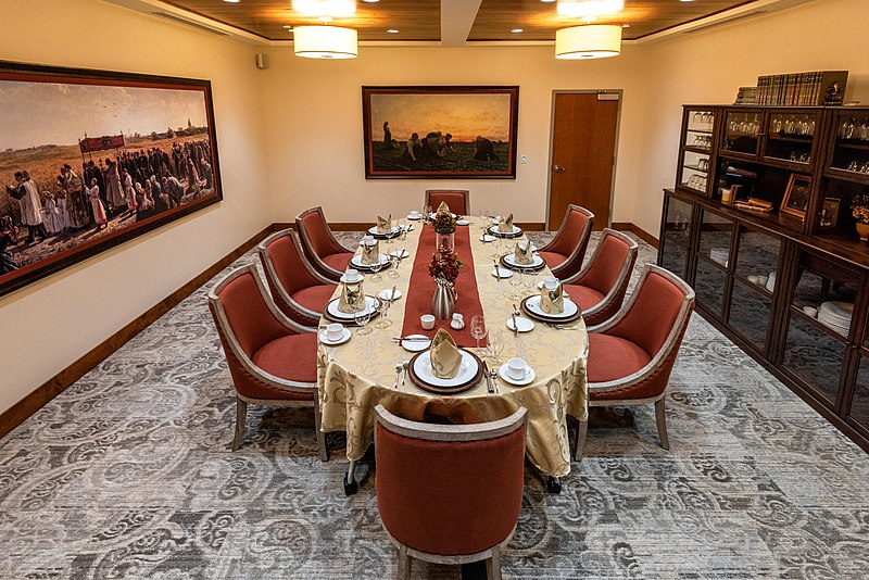 Hospitality Dining Room
